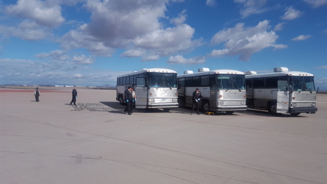 Detainee Buses